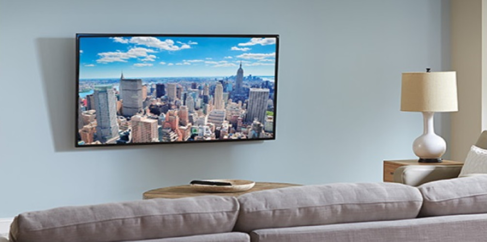 tv Wall mounted solutions